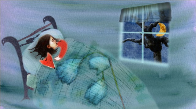Le grand châle d'Aamu, un film de Lucie Lambert