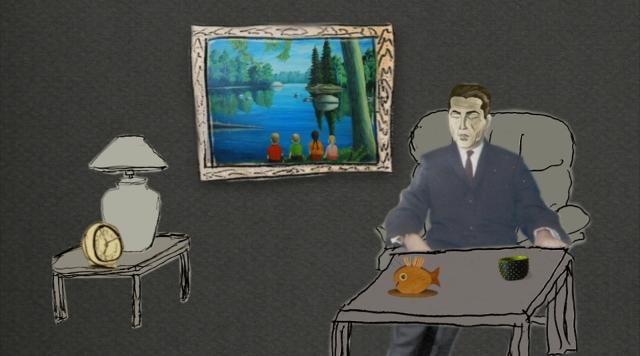 L'inventaire des biens meubles de Monsieur Lambert, un film de Lucie Lambert